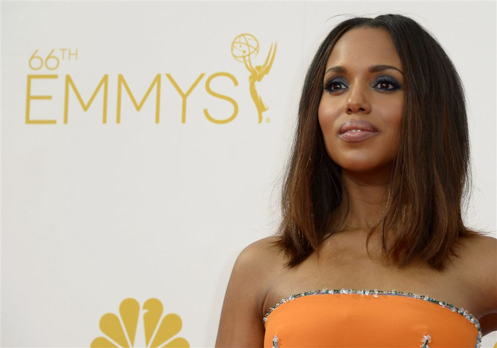 Kerry Washington Opens Up About Second Pregnancy for