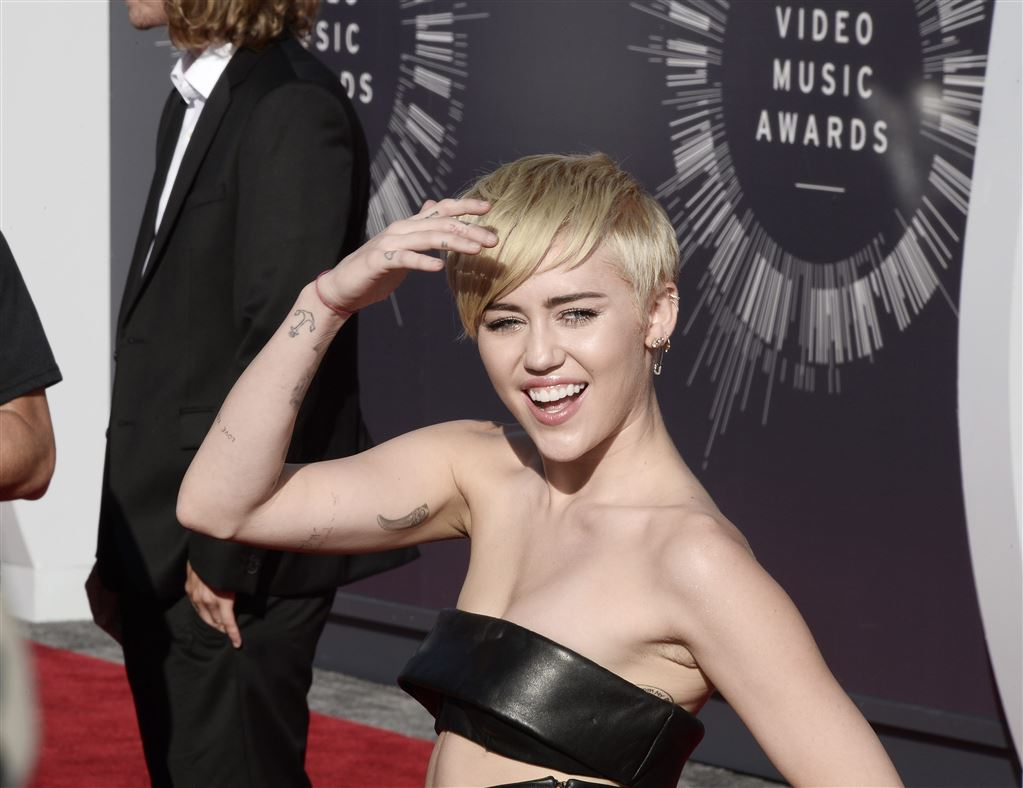 Miley Cyrus lanceert Happy Hippie Foundation