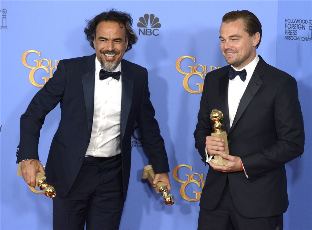 The Revenant in de prijzen bij Golden Globes