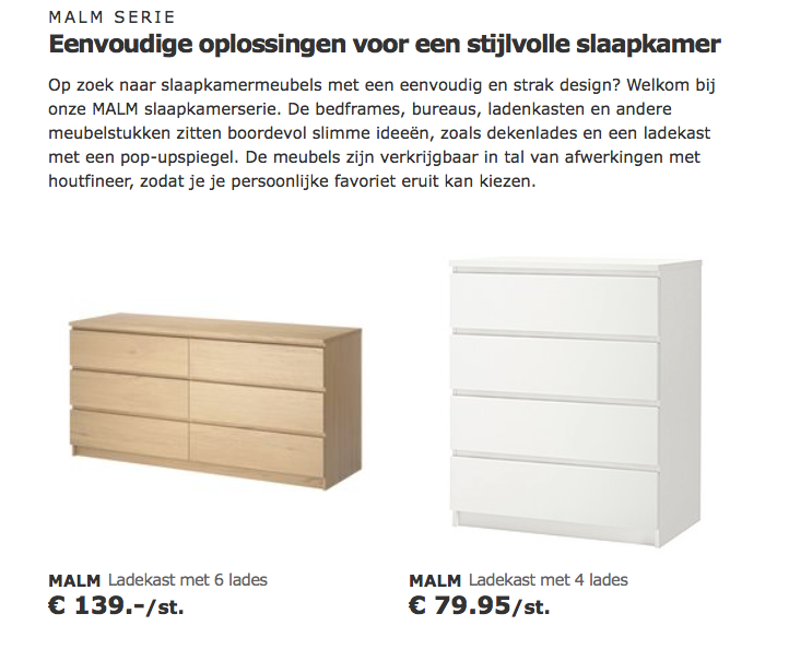 Ikea Ladekast Malm 4 Lades Information And Ideas Herz Intakt