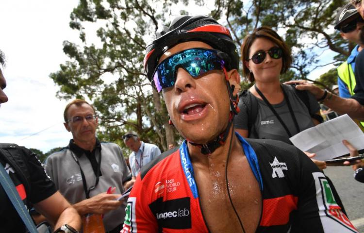 Richie Porte wint 5e etappe Tour Down Under