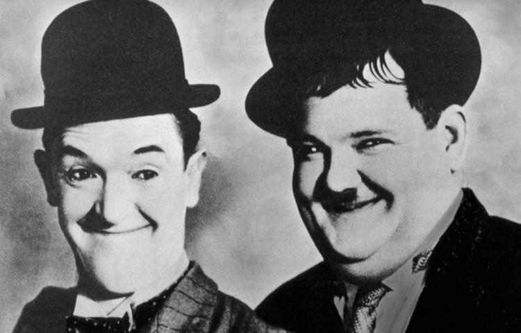 Zeldzame Stan Laurel-film in Fries Film Archief
