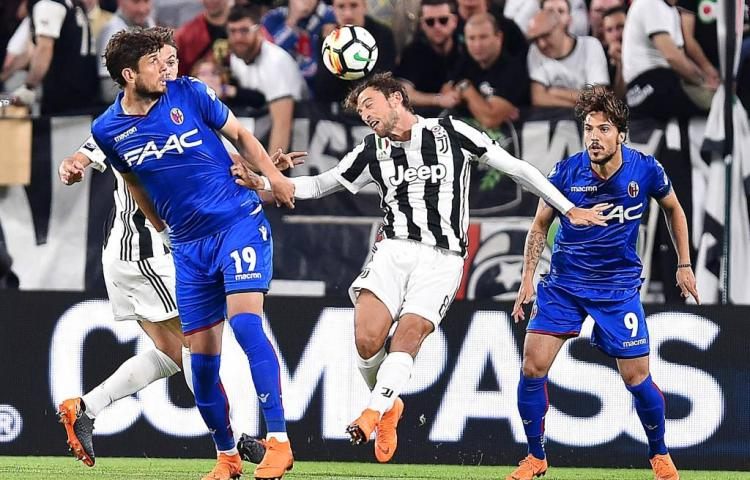 Italië oefent zonder Marchisio en Emerson