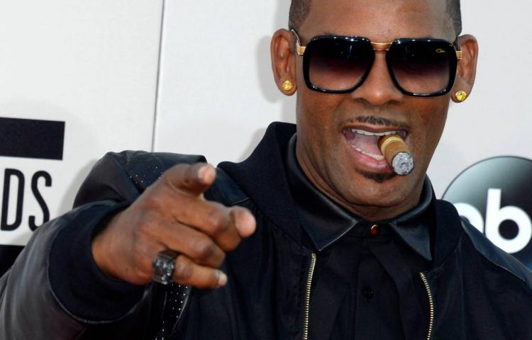R. Kelly niet meer in playlists van Spotify
