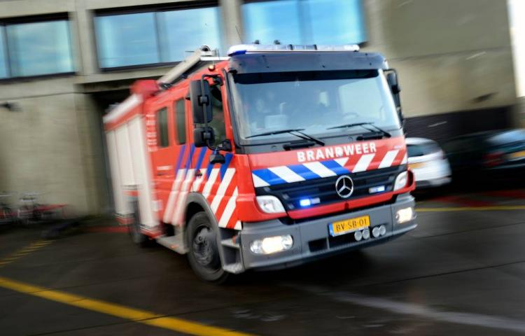 Bewoners huis uit na brand in Almelo