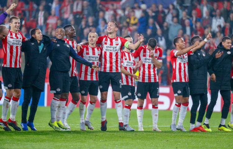 PSV en Ajax in pot 3 van CL