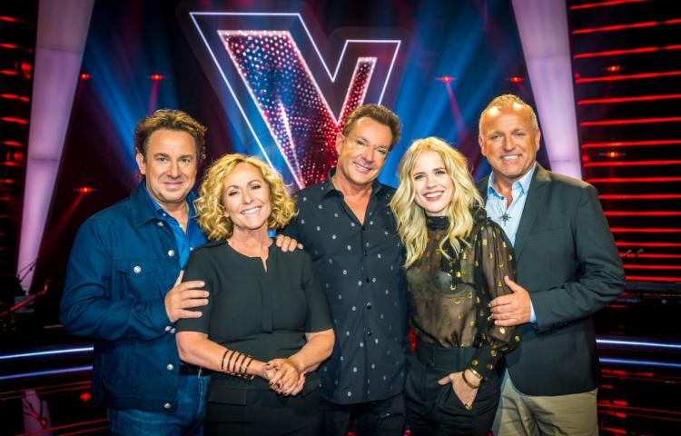 The Voice Senior gaat het theater in