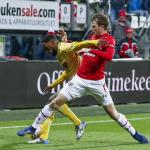 AZ in slotfase toch langs Excelsior