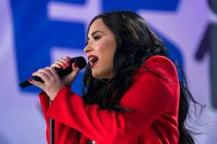 Demi Lovato meest gezocht via Google in VS