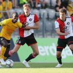 Feyenoord legt talent Burger langer vast