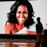 Michelle Obama op kop in Boeken Top 10