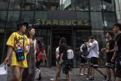 Starbucks wil doorgroeien in China
