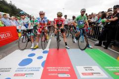 Start Vuelta in 2020 in Utrecht en Brabant
