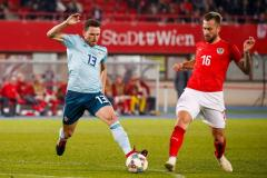 Anderlecht strikt international Zulj