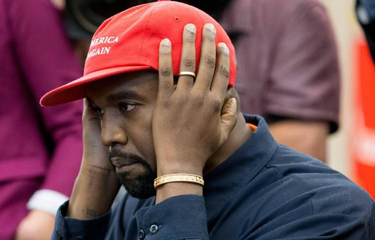 Coachella weigert dome voor Kanye West