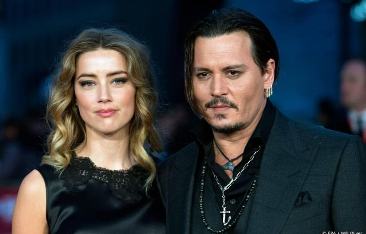 Ex was doodsbang voor 'monster' Johnny Depp