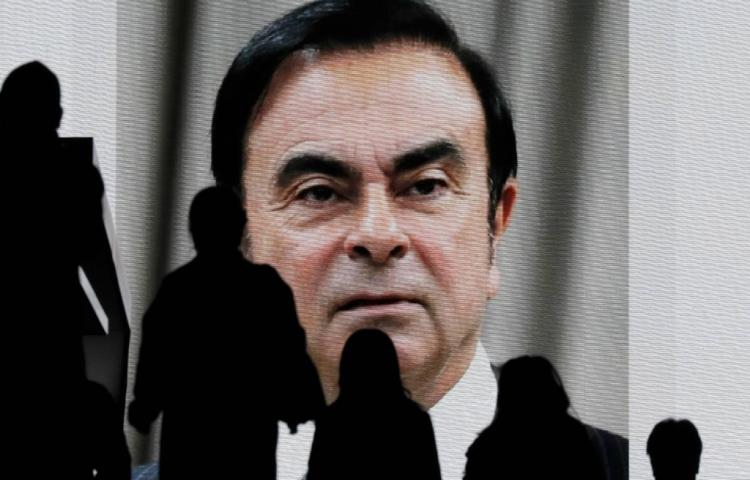 Ghosn blijft in Japanse cel