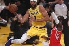 Harden en Gordon loodsen Rockets langs Lakers