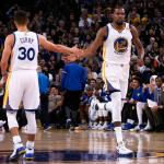 Warriors meedogenloos in topper tegen Nuggets