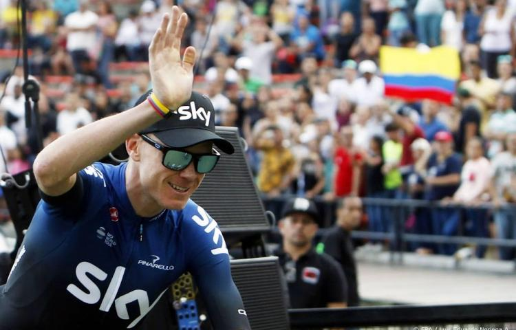 Froome vreest Colombiaanse cols