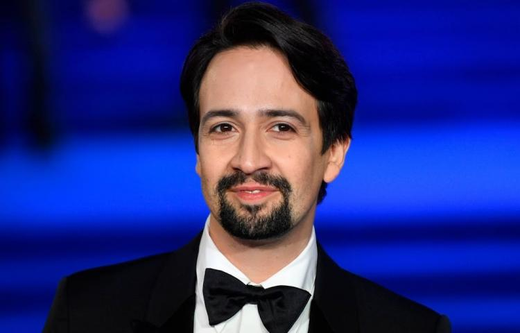 Lin-Manuel Miranda in Brooklyn Nine-Nine