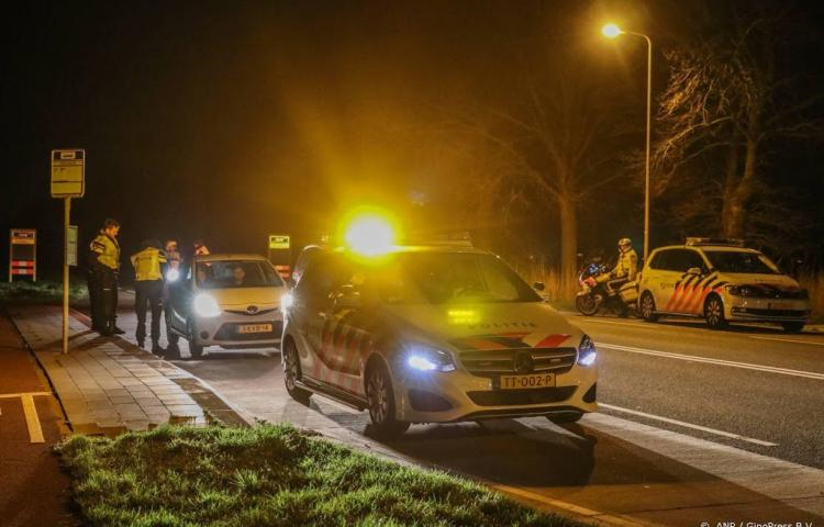 Arrestaties bij politiecontroles Urk
