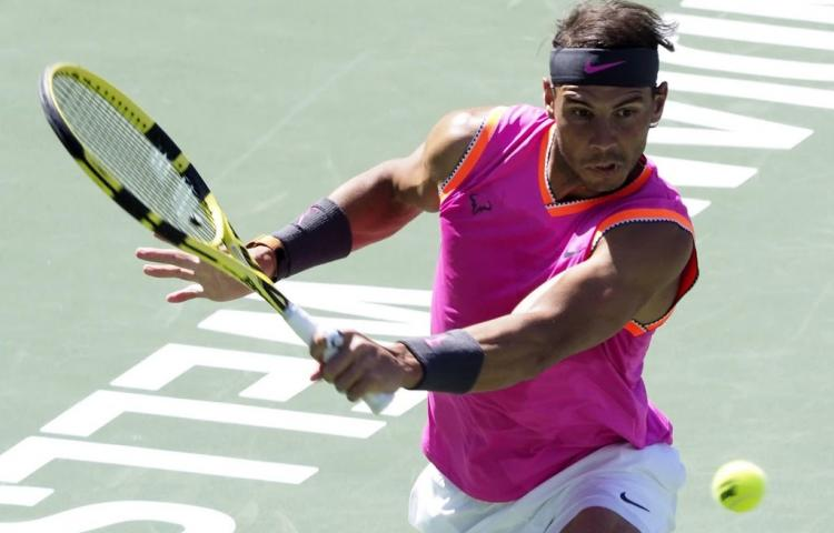 Nadal treft Federer in Indian Wells