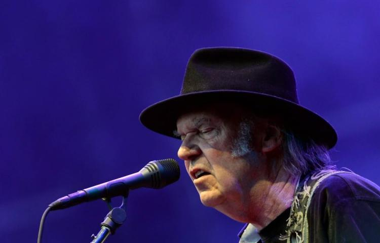 Neil Young deze zomer weer in Nederland