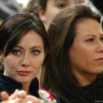 Shannen Doherty op Dutch Comic Con in Utrecht