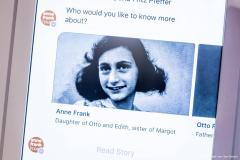 Anne Frank Stichting wint drie Webby Awards