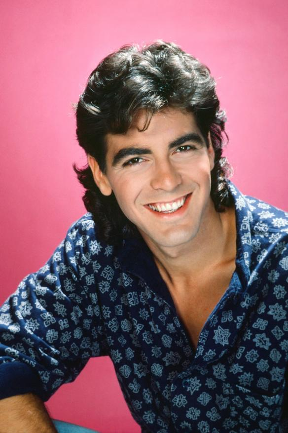 THE FACTS OF LIFE -- Gallery -- Pictured: George Clooney as George Burnett -- Photo by: Frank Carroll/NBC/NBCU Photo Bank