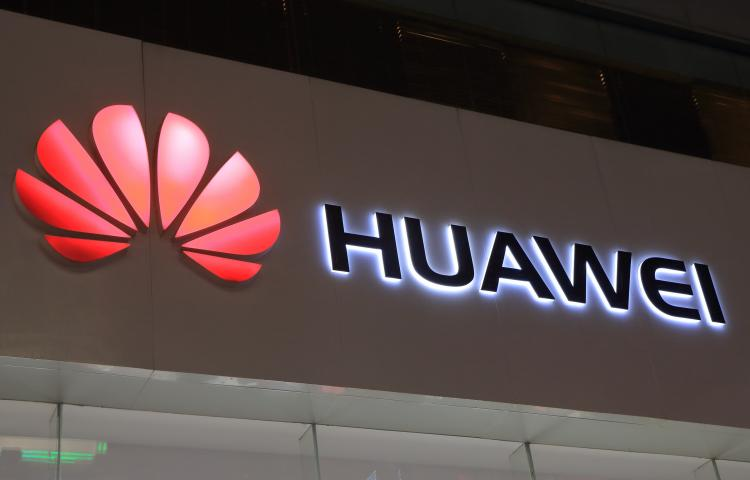 75214367 - shanghai china - october 30, 2016: huawei. huawei is a chinese telecommunications company and the largest telecommunications equipment manufacturer in the world.
