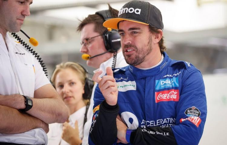 Alonso grijpt naast deelname Indy 500
