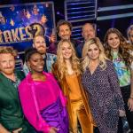 Bobbi Eden derde afvaller in It Takes 2