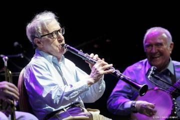 Geen interesse in memoires Woody Allen