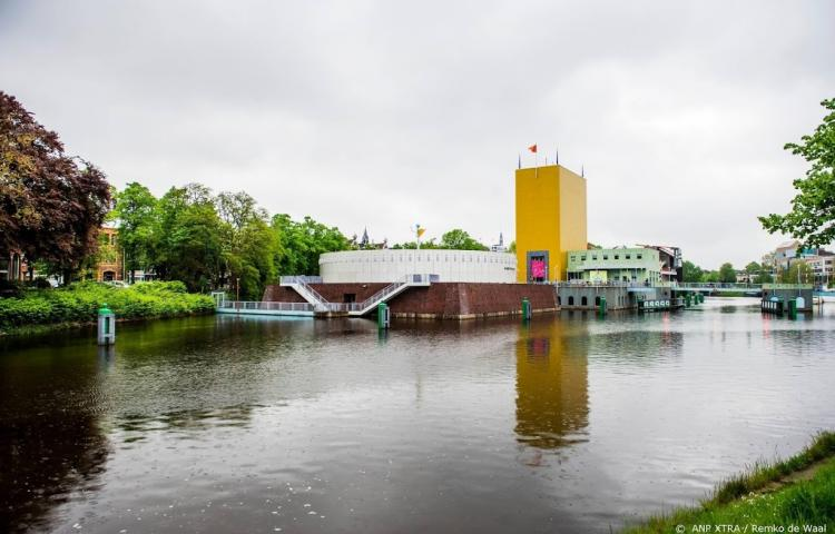 Museumaffiches in jarig Groninger Museum