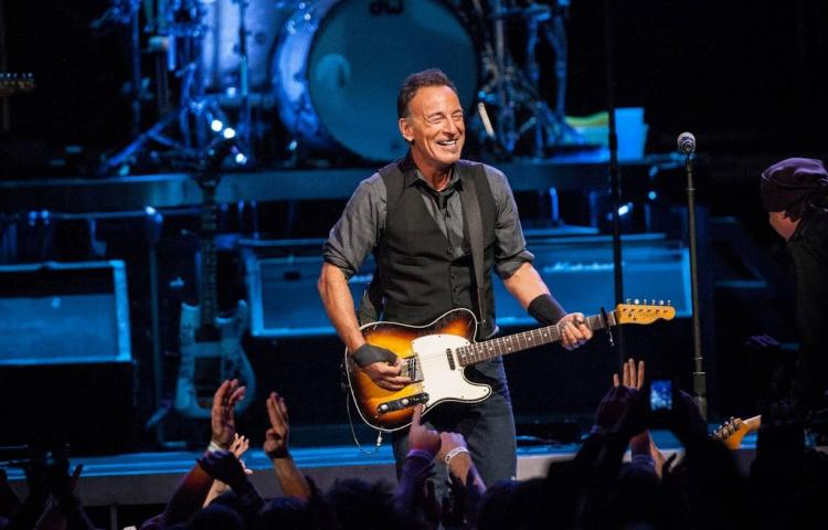 Springsteen dropt tweede single nieuw album