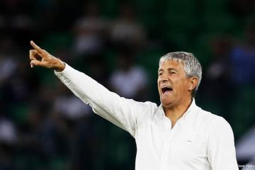 Trainer Setién verlaat Real Betis