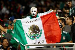 Voetballers Mexico halen uit in Gold Cup