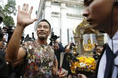 Acteur Simon Yam neergestoken in China