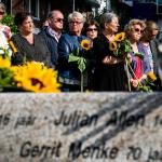 Nationale herdenking MH17-ramp begonnen