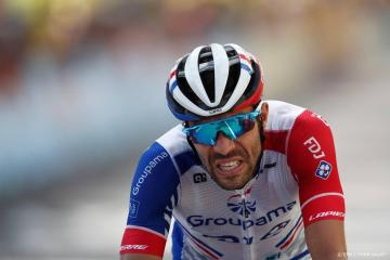 Pinot wint op Tourmalet, Alaphilippe leidt