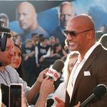 The Rock: Idris Elba weigerde Bond-grap