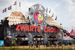 Zwarte Cross: festival is plek voor satire